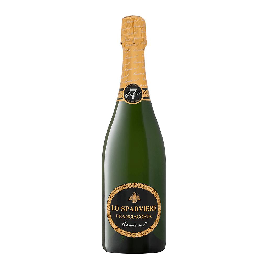 Franciacorta DOCG Brut Cuvée n°7 - Lo Sparviere