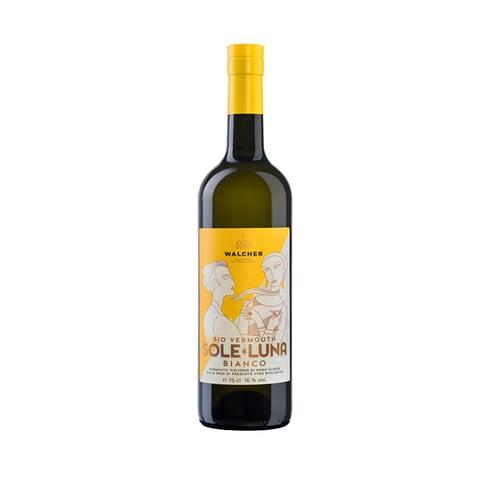 """Vermouth blanc BIO """"Sole e Luna"""""""