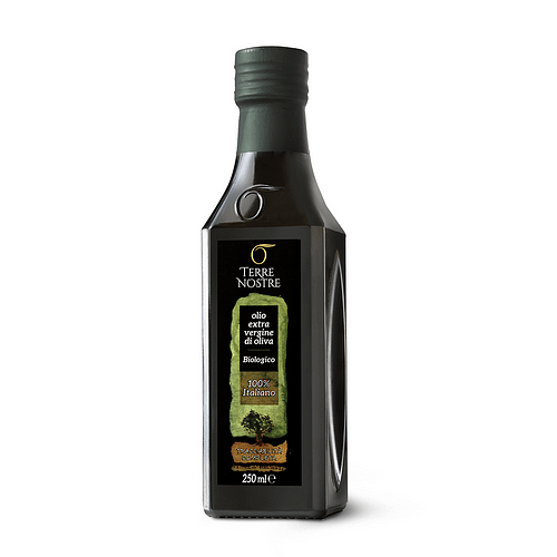 """Huile d'Olive Extra Vierge BIO 250 ml """"Terre Nostre"""""""