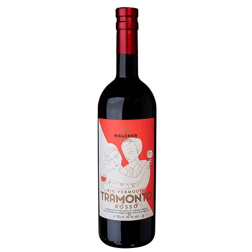 "Vermouth rouge BIO ""Tramonto Rosso"""