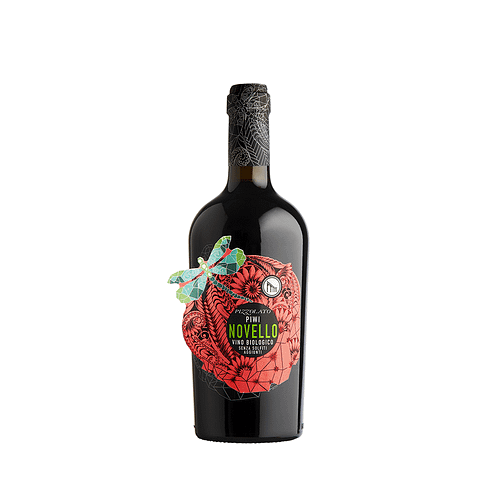 """Rosso IGT Veneto """"Novello"""" - sans sulfites ajoutés"""